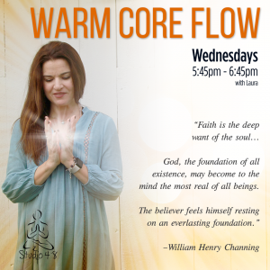 Warm Core Flow - Yoga Lincoln Nebraska