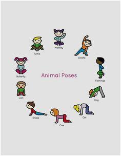 Kid's Yoga!