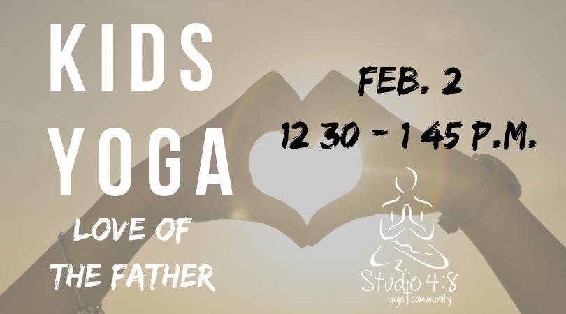 Kid S Yoga Workshop Studio 4 8 Yoga