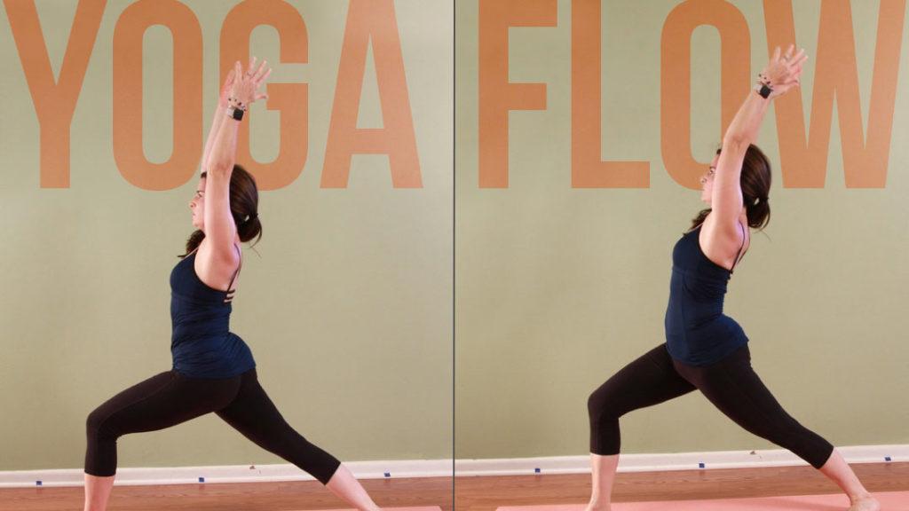 Yoga Flow Laura Anderson